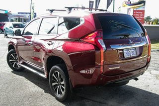 2017 Mitsubishi Pajero Sport QE MY17 Exceed Red 8 Speed Sports Automatic Wagon.