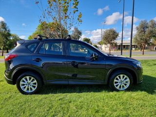 2013 Mazda CX-5 KE1031 MY14 Maxx SKYACTIV-Drive AWD Sport Jet Black 6 Speed Sports Automatic Wagon.