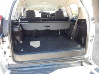 2013 Toyota Landcruiser Prado KDJ150R MY14 GXL (4x4) Silver Pearl 5 Speed Sequential Auto Wagon