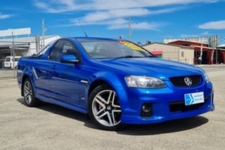 2011 Holden Ute VE II SV6 Blue 6 Speed Automatic Utility.
