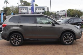 2017 Subaru Forester S4 MY18 2.5i-S CVT AWD Bronze 6 Speed Constant Variable Wagon.