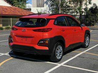 2019 Hyundai Kona OS.3 MY20 Go 2WD Orange 6 Speed Sports Automatic Wagon.