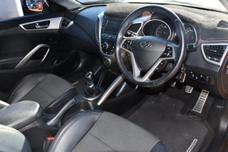 2014 Hyundai Veloster FS2 Coupe Yellow 6 Speed Manual Hatchback