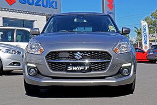 2021 Suzuki Swift AZ Series II GL Navigator Plus Silver 1 Speed Constant Variable Hatchback.