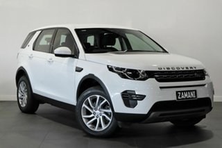 2018 Land Rover Discovery Sport L550 18MY SE White 9 Speed Sports Automatic Wagon.