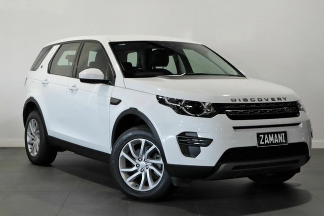 Used Land Rover Discovery Sport L550 18MY SE Bayswater, 2018 Land Rover Discovery Sport L550 18MY SE White 9 Speed Sports Automatic Wagon