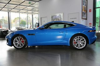 2020 Jaguar F-TYPE X152 21MY R-Dynamic Coupe Blue 8 Speed Sports Automatic Coupe