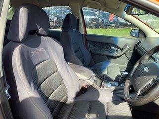 2003 Ford Falcon BA XR6 Orange 4 Speed Sports Automatic Sedan