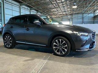 2018 Mazda CX-3 DK2W7A Akari SKYACTIV-Drive Grey 6 Speed Sports Automatic Wagon.