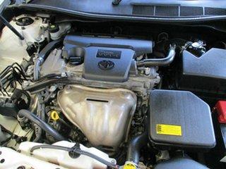 2012 Toyota Camry ASV50R Altise White 6 Speed Sports Automatic Sedan
