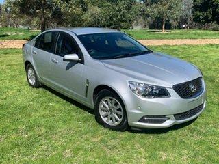 2017 Holden Commodore VF II MY17 Evoke Silver 6 Speed Sports Automatic Sedan.
