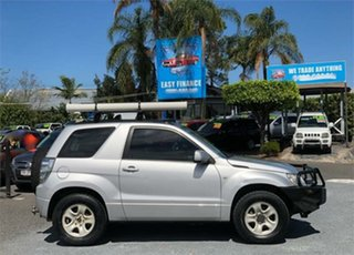 2009 Suzuki Grand Vitara JB 100th Anniversary Silver 5 Speed Manual Hardtop.
