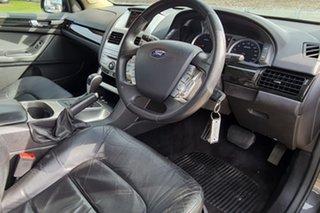 2008 Ford Falcon FG G6E Grey 6 Speed Sports Automatic Sedan.