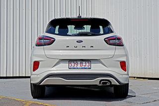 2020 Ford Puma JK 2021.25MY ST-Line White 7 Speed Sports Automatic Dual Clutch Wagon