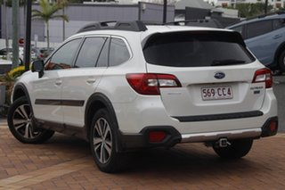 2017 Subaru Outback B6A MY17 2.0D CVT AWD Premium White 7 Speed Constant Variable Wagon.