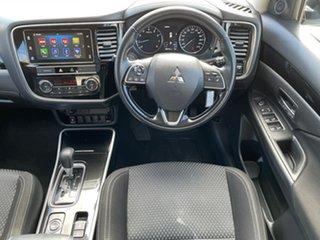 2018 Mitsubishi Outlander ZL MY19 ES AWD White 6 Speed Constant Variable Wagon.