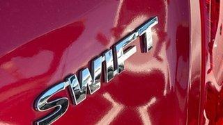 2016 Suzuki Swift FZ MY15 GL Red 5 Speed Manual Hatchback
