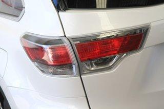 2014 Toyota Kluger GSU50R GX (4x2) Crystal Pearl 6 Speed Automatic Wagon