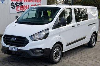 2020 Ford Transit Custom VN 2020.50MY 340L (Low Roof) White 6 Speed Automatic Van