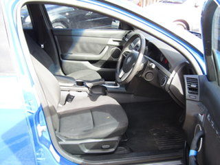 2010 Holden Commodore VE MY10 SV6 Abyss Blue 6 Speed Sports Automatic Sedan