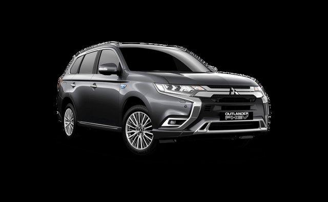 New Mitsubishi Outlander ZL MY21 PHEV AWD Exceed Hamilton, 2021 Mitsubishi Outlander ZL MY21 PHEV AWD Exceed Titanium 1 Speed Automatic Wagon Hybrid
