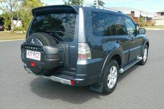 2010 Mitsubishi Pajero NT MY11 VR-X Grey 5 Speed Sports Automatic Wagon.