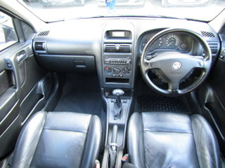 2002 Holden Astra TS CD Abyss Blue 4 Speed Automatic Hatchback