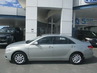 2011 Toyota Aurion GSV40R 09 Upgrade AT-X Silver 6 Speed Auto Sequential Sedan.