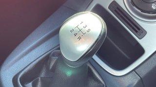 2009 Ford Fiesta WS LX Grey 5 Speed Manual Hatchback