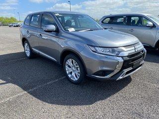 2021 Mitsubishi Outlander ZL MY21 ES 2WD U17 6 Speed Constant Variable Wagon.