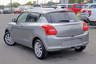2021 Suzuki Swift AZ Series II GL Navigator Silver 1 Speed Constant Variable Hatchback.