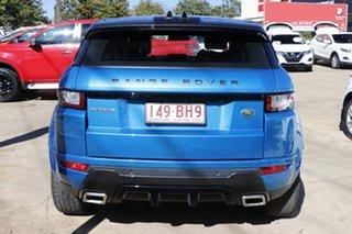 2017 Land Rover Range Rover Evoque L538 MY18 Landmark Edition Blue 9 Speed Sports Automatic Wagon