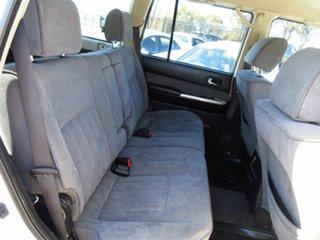 2007 Nissan Patrol GU VI ST (4x4) White 4 Speed Automatic Wagon