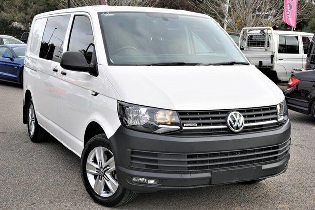 Used Volkswagen Transporter T6 MY18 TDI400 SWB DSG 4MOTION Phillip, 2017 Volkswagen Transporter T6 MY18 TDI400 SWB DSG 4MOTION White 7 Speed