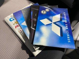 2007 Mitsubishi Triton ML MY08 GLX Double Cab 4x2 White 5 Speed Manual Utility