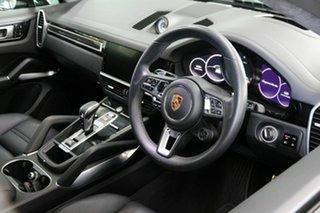 2021 Porsche Cayenne 9YB MY21 Turbo Coupe Tiptronic Black 8 Speed Sports Automatic Wagon