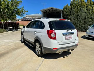 2010 Holden Captiva CG MY10 LX AWD White 5 Speed Sports Automatic Wagon