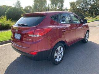 2012 Hyundai ix35 LM Active Red Sports Automatic Wagon.