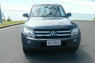 2010 Mitsubishi Pajero NT MY11 VR-X Grey 5 Speed Sports Automatic Wagon