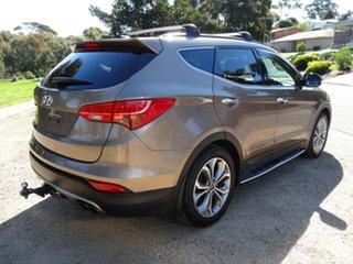 2014 Hyundai Santa Fe DM MY14 Highlander Bronze 6 Speed Sports Automatic Wagon