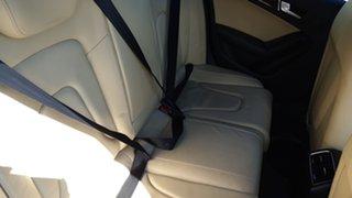 2008 Audi A4 B8 (8K) 1.8 TFSI Black CVT Multitronic Sedan