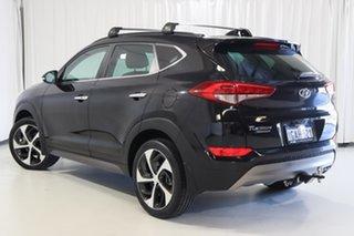 2016 Hyundai Tucson TLE Highlander AWD Black 6 Speed Sports Automatic Wagon.