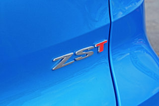 2021 MG ZST MY21 Excite Blue 6 Speed Automatic Wagon