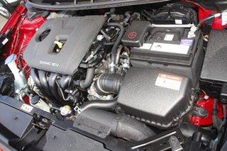 2017 Kia Cerato YD MY17 S Red 6 Speed Sports Automatic Sedan