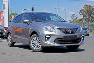 2021 Suzuki Baleno EW Series II GL Grey 4 Speed Automatic Hatchback.