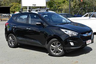 2013 Hyundai ix35 LM MY13 Elite (AWD) Black 6 Speed Automatic Wagon.