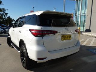 2020 Toyota Fortuner GUN156R Crusade White 6 Speed Automatic Wagon
