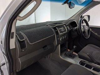 2009 Nissan Pathfinder R51 MY08 ST-L Silver 6 Speed Manual Wagon