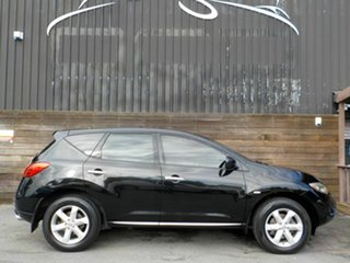2009 Nissan Murano Z51 ST Black 6 Speed Constant Variable Wagon.