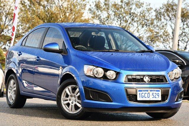 Used Holden Barina TM MY16 CD Clarkson, 2016 Holden Barina TM MY16 CD Blue 5 Speed Manual Sedan